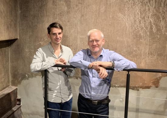 Pontus Hellström och Carl-Fredrik Andersson förstärker Gatun Arkitekter.