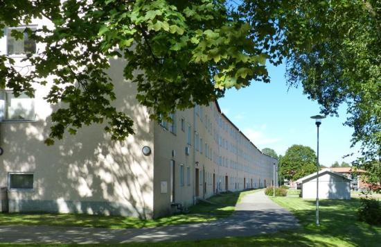 Fontinvägen i Kungälv.