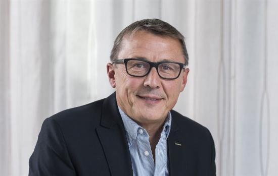 Bratislav Marjanovic, regionchef på Peab.