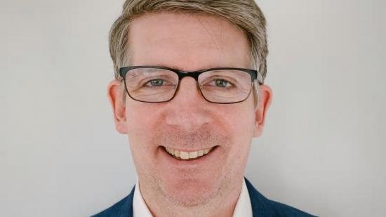 Henrik Sjölund, ny bygg- och projektchef hos Mimer.