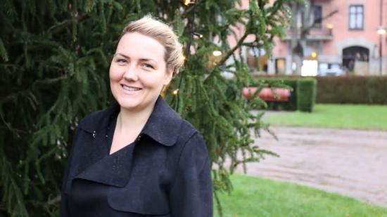 Planarkitekt Mona Nilsson tillträder som stadsarkitekt tillika planchef 2021.