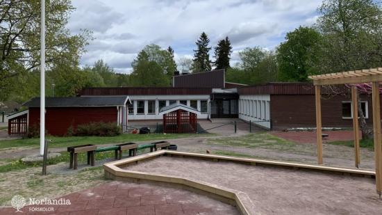 Fastigheten Häggen 24 i Falun.