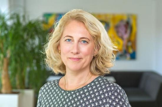 Hanna Larsson, bostadspolitisk expert, SABO.