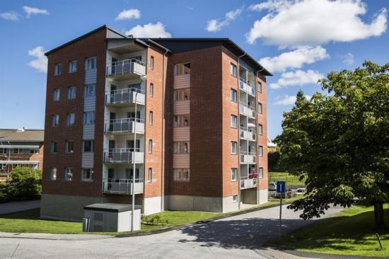 NCC Folkboende från tidigare projekti Munkedal, Västra Götaland.