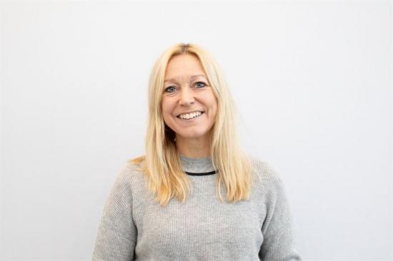 Susanne Hallberg regionchef Peab.