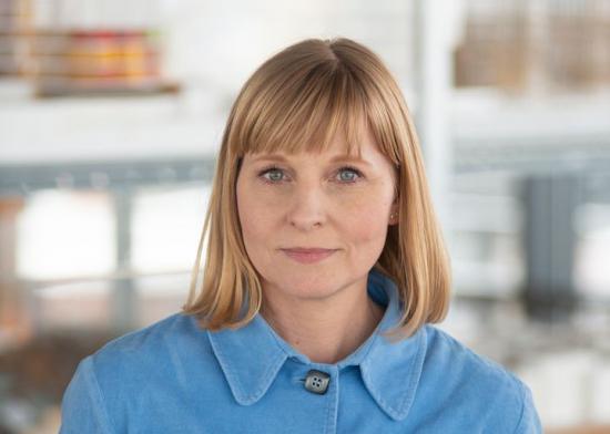 Maibritt Dammann, ny chef för hälso- och sjukvårdsprojekten hosC.F. Møller Architects.