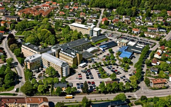 Sweco blir generalkonsult när lasarettet Ljungby byggs ut i syfte att skapa ett effektivt och modernt sjukhus.
