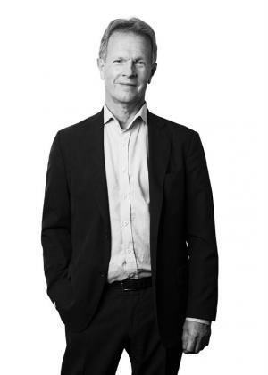 Jan C Johansson, styrelseordförande i Serneke Group.