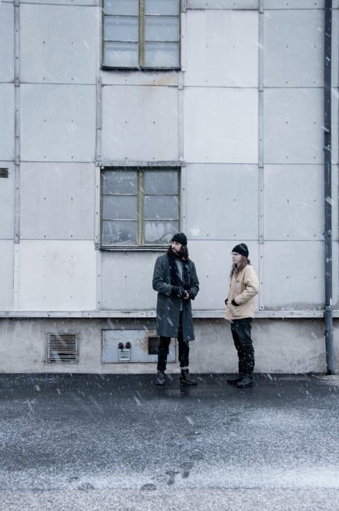 Arkitekterna Mats Håkansson och Joel Persson startar nu upp nytt kontor i Visby.