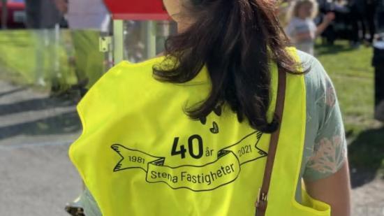 Stena Fastigheter firar 40 år av stadsutveckling med omtanke.