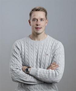 Richard Carlsson, VD Contractor bygg Umeå.
