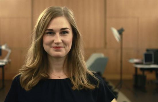 Amanda Tevell, Affärsområdeschef Samhällsutveckling på PE.