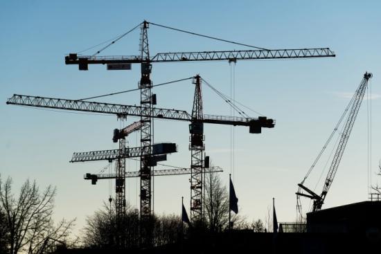 Byggprojekt ses ofta som en tillfällig störning, men i själva verket byggs det ständigt i städerna.