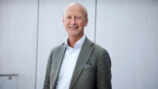 Anders Boman, vd för S:t Eriks Ögonsjukhus.