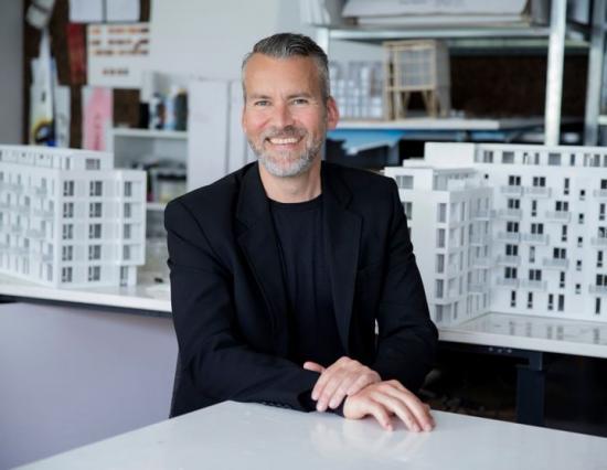 Franz Ødum blir ny avdelningschef på C.F. Møller i Köpenhamn.