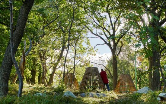 Sista finalisten att presenteras är Årstabergsparken.