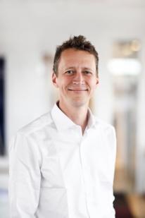 Andreas Lebisch, ansvarig arkitekt på LINK Arkitektur.