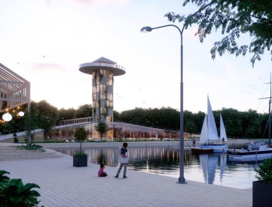 Sweco tar fram vision för Örebros småbåtshamn.