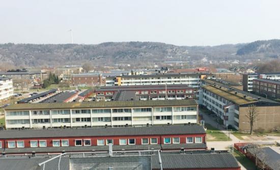 Riksbyggens Brf Göteborgshus 38 ska installera en av landets största solcellsanläggningar i en bostadsrättsförening.