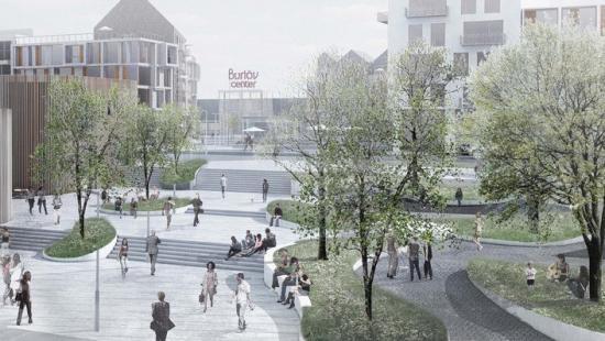 Stadsutveckling i Burlöv (bilden är en illustration).
