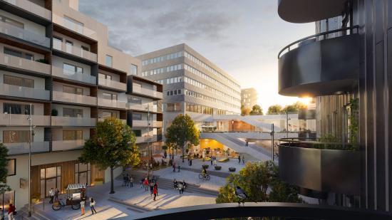 Convendum tecknar 12-årigt avtal för 5 000 kreativa kvadratmeter i Umami Park, Hallonbergen och blir inom kort hyresgäst på Rissneleden 6.
