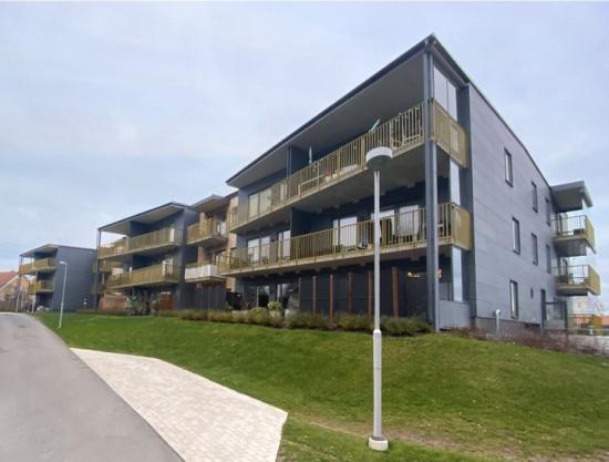 Arkitekturprisets jury uppskattade bland annat hur Tryffelvägens fönsterpartier kopplar samman inne- och utemiljön, vilket bidrar till att skapa en trygg miljö både på gården och på gång- och cykelbanan utanför.