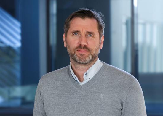 David Ringmar, Sverigechef på Vattenfall InHouse.
