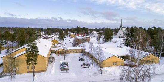 Trygghetsboende Skelleftehamn.