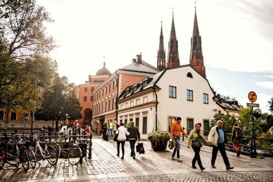 Under en 10-årsperiod kommer SKB att bygga 500–600 kooperativa hyresrätter i Uppsala.