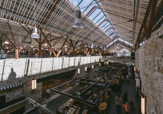 Den moderna och mångsidiga nya Baltic Station Market har nominerats till World Architecture Festival (WAF) Award 2018 i kategorin \