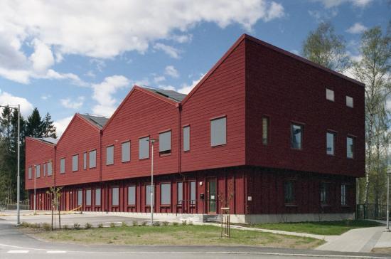 Torparängens förskola.