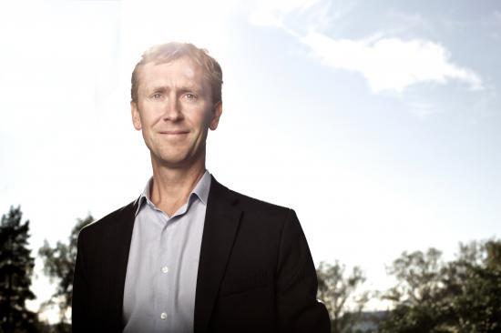 Gustav Line, koncernchef i SmartCraft.