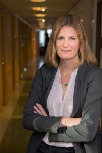 Emma Gretzer, avdelningschef Samhällsbyggande, Formas.