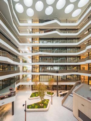Biomedicum, Karolinska Institutet.