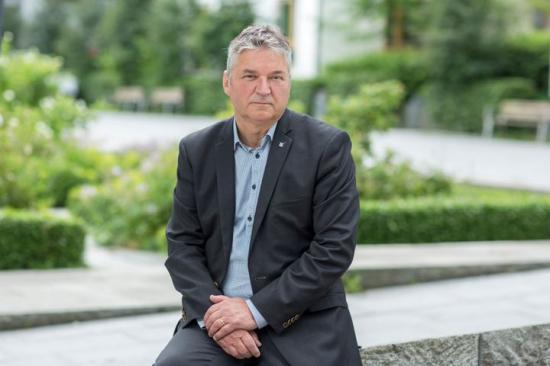 Anders Nordstrand, vd för Sveriges Allmännytta.