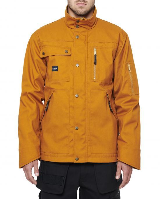 Jacka från DePalma Workwear.