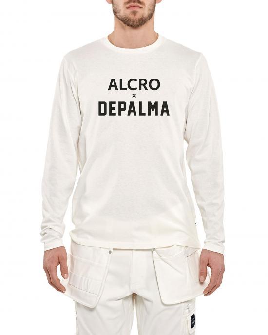 Långärmad T-Shirt av Alcro och DePalma.