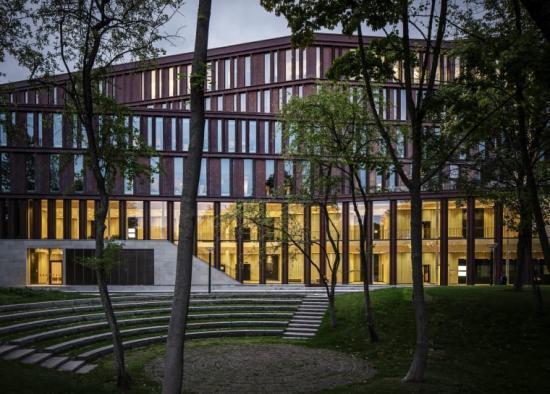 FOJAB tilldelades på torsdagen PLÅTPRISET 2019 för Lunds tingsrätt.