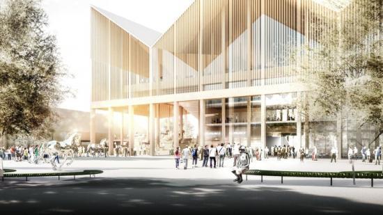 Jägersro Hästcenter ska bli Europas ledande hästcenter (bilden är en illustration).