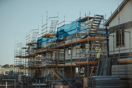 Byggnadsunderhållet minskar enligt NAVET Analytics konjunkturrapport.