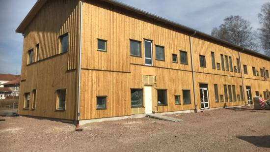 Regnbågens förskola i Årjäng.