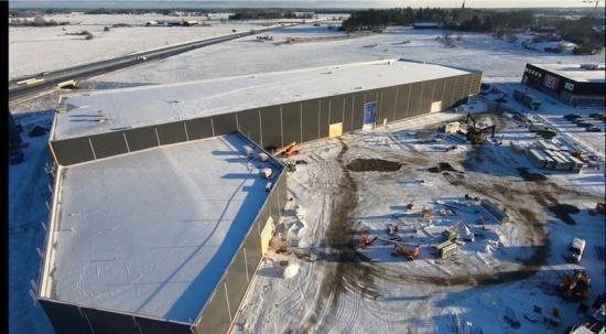 Instalco installerar mulitdiciplinärt i Uppsala.