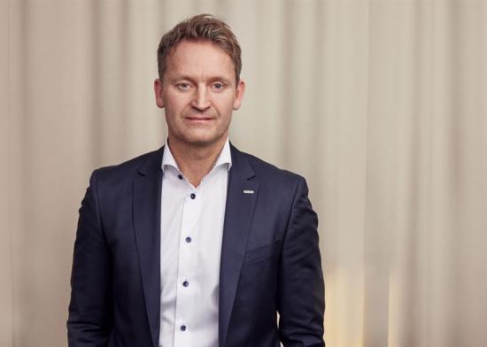 Göran Linder, affärsområdeschef Projektutveckling, Peab.
