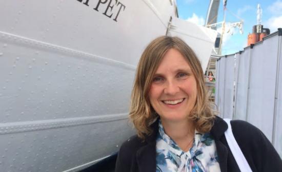 Mari-Louise Persson, energistrateg Riksbyggen.