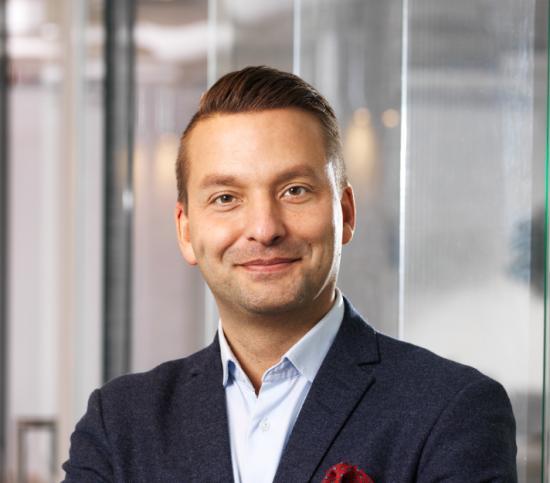 Tom Rasmussen, Senior Investment Manager in Heimstaden.