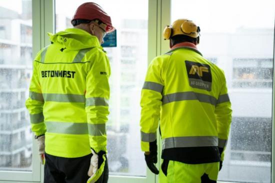 Ökad konkurrenskraft för Betonmast Göteborg och AF Bygg Göteborg som går samman och blir ett bolag under 2021.