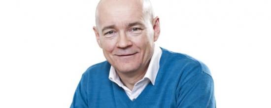 Urban Månsson VD på Svensk Byggtjänst.