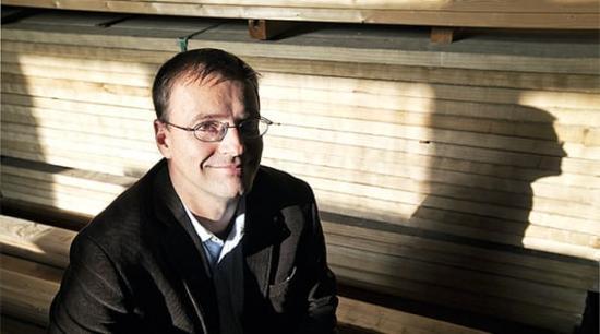 Magnus Wållinder, professor på KTH.