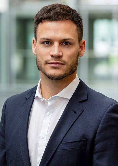 Moritz Eulberg, Projektutveckling på R & S Immobilienmanagement GmbH.
