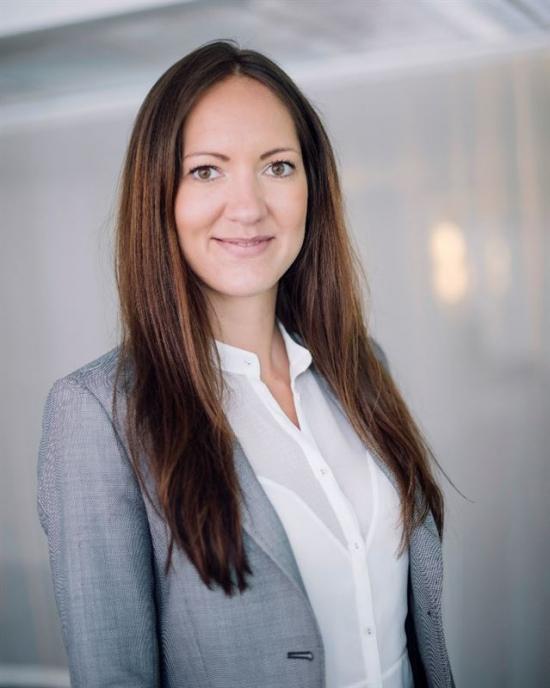 Victoria Sandkvist, Kungsledens nya transaktionschef från och med mars.